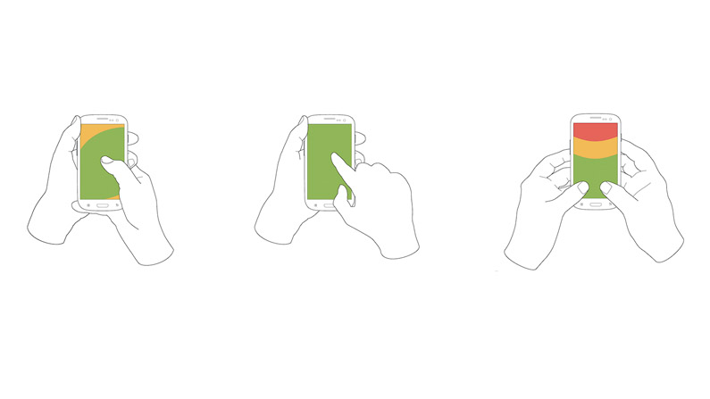 picture of 11 tips for ergonomic mobile interfaces
