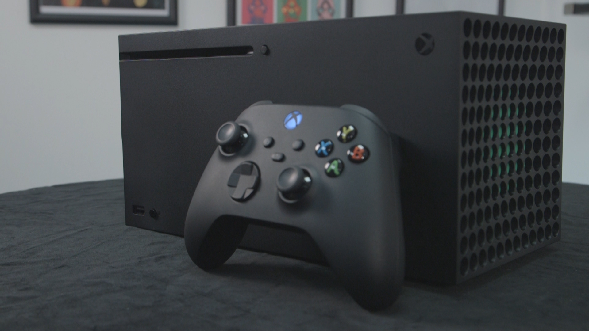 The Xbox Series X Design Looks Far Better In Person And It S Seriously Quiet Too Gamesradar