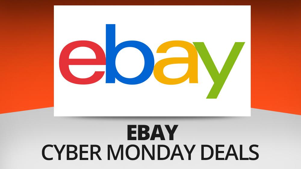 best ebay cyber monday deals 2016 tech news log. Black Bedroom Furniture Sets. Home Design Ideas