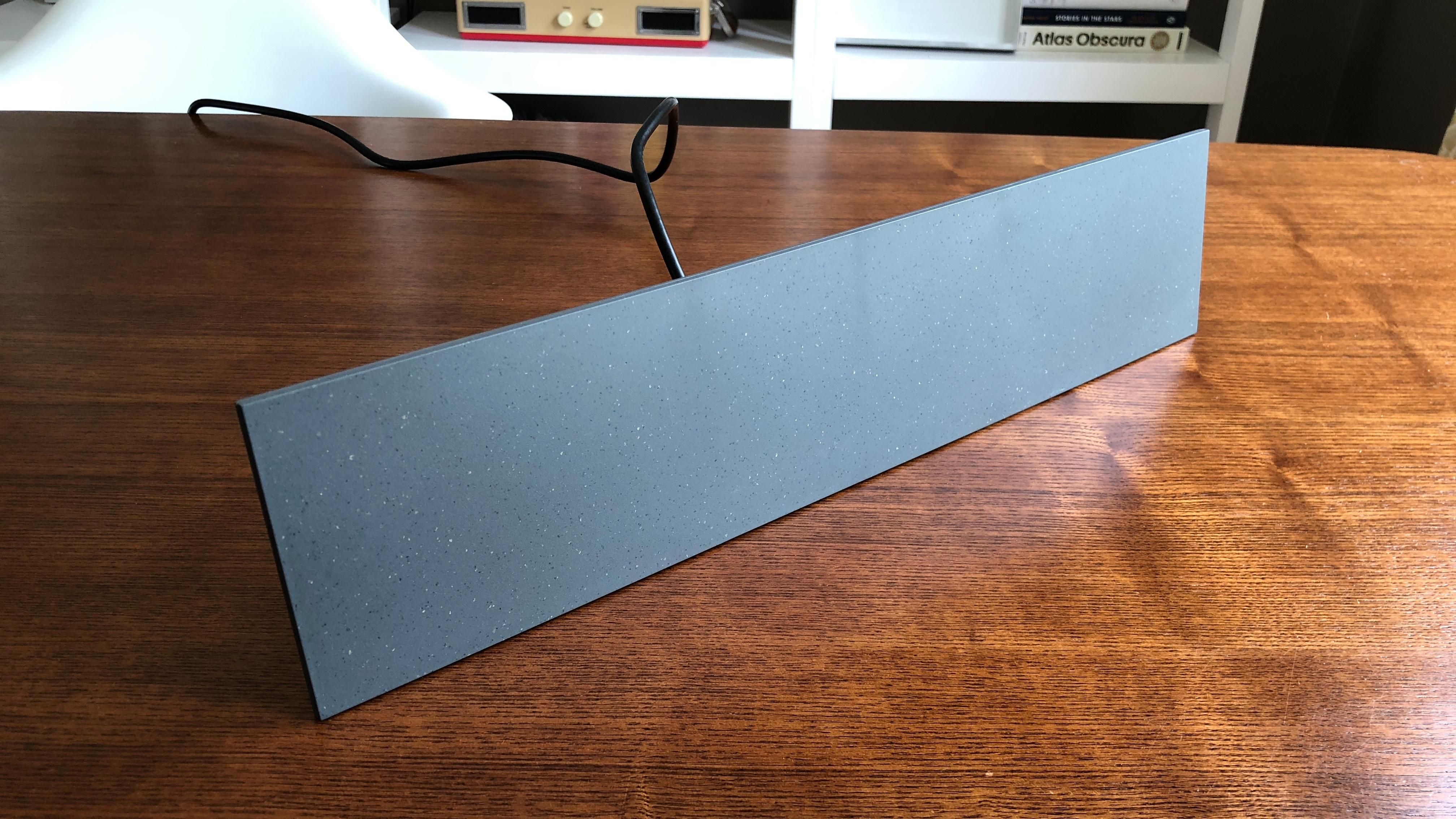 Best indoor TV antenna: Mohu Blade Indoor/Outdoor Bar Antenna