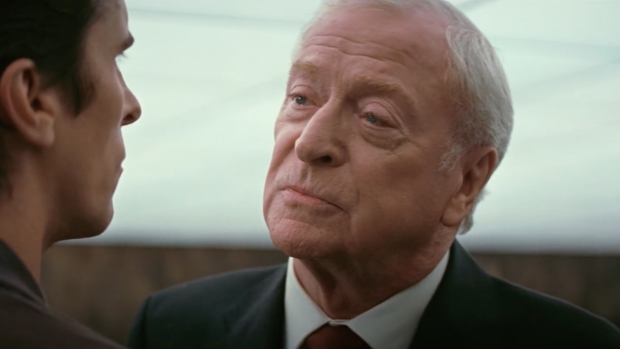 The Dark Knight's Michael Caine Reveals Why He's Retiring From Acting