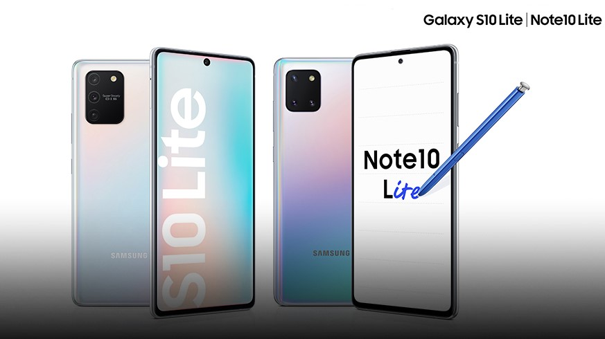 Samsung Galaxy S10 Lite and Note10 Lite Indian pricing leaked