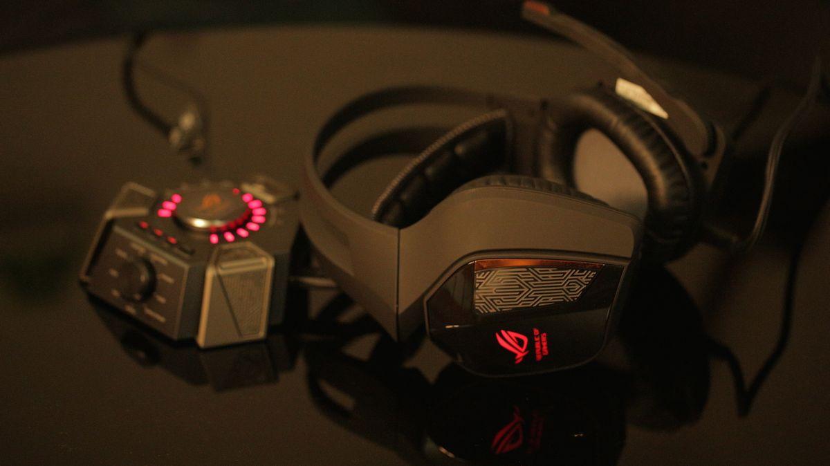 Asus Rog Centurion 7 1 Headset Review Techradar
