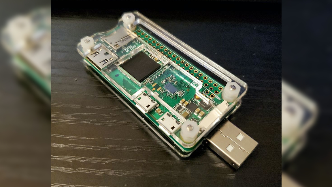Raspberry Pi Zero W-Powered Password Thief Helps With Penetration Testing