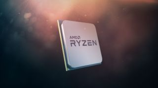 AMD Ryzen 7 2700X overclocked