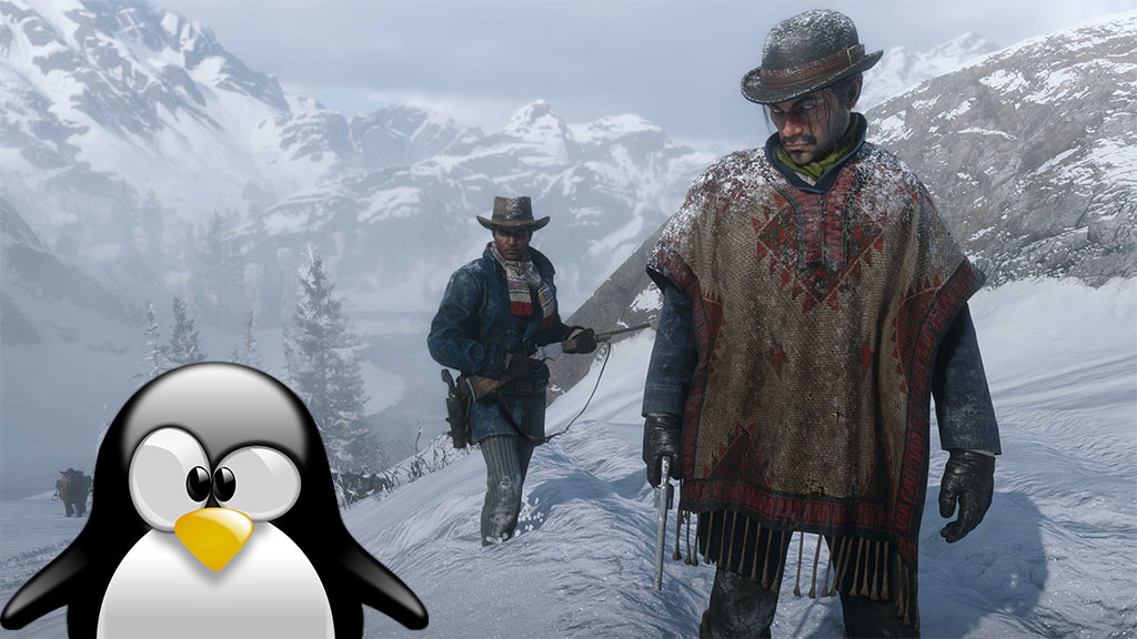 Red Dead Redemption 2 shown running faster on Linux than Windows 10