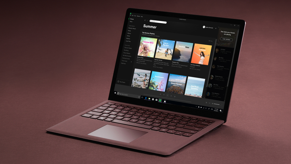 Spotify app arriving on Windows Store is music to the ears of Windows 10 S