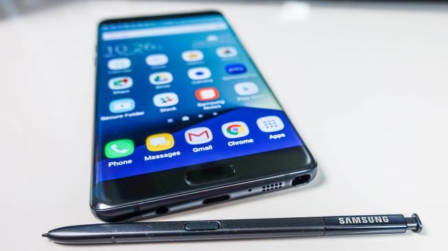 Samsung Galaxy Note 8's Super-sized Front Screen Glass Allegedly Leaks