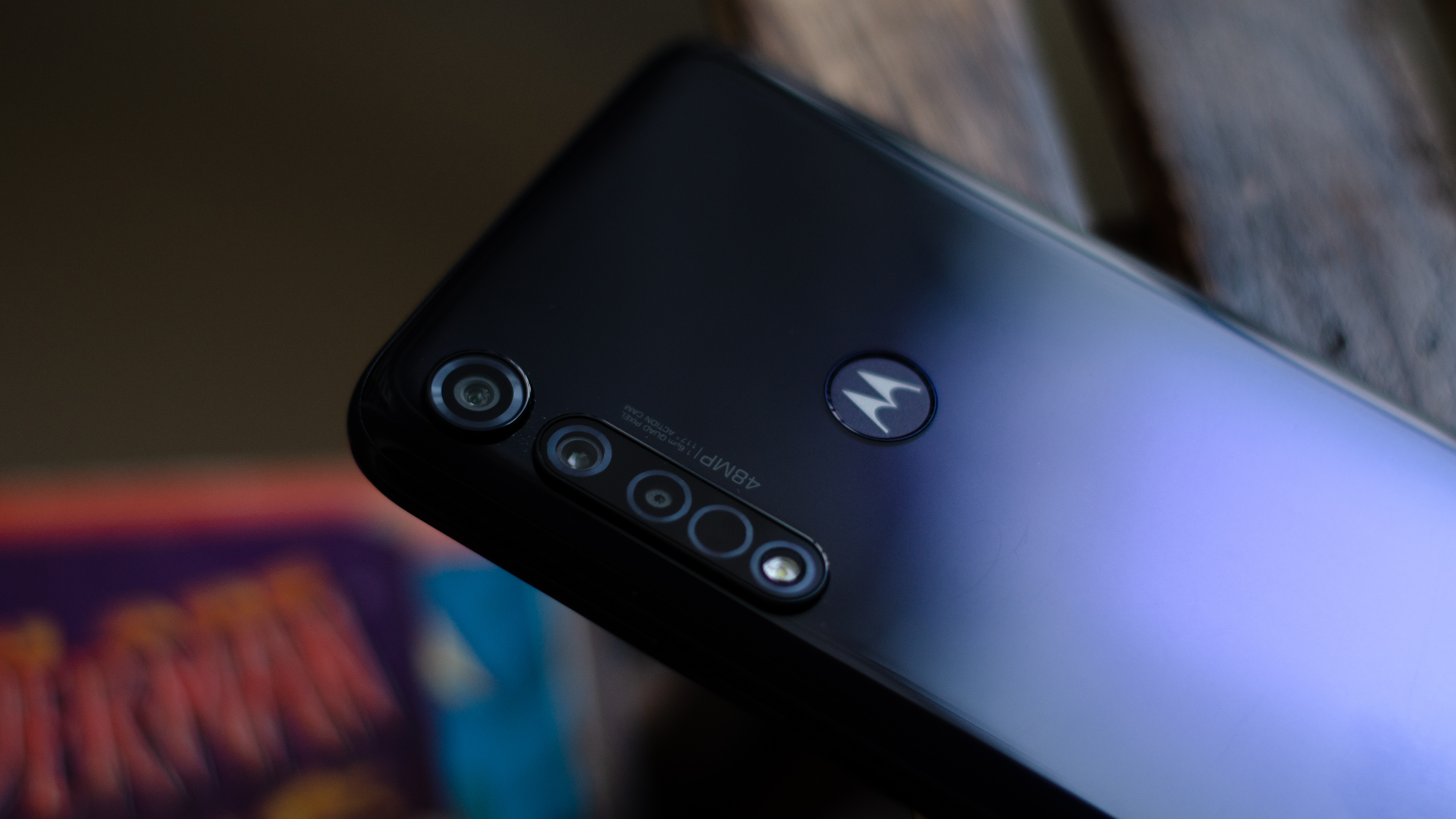 Moto G8 and Moto G8 Power specs and renders leaked