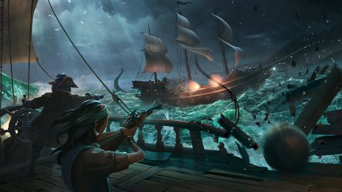 Sea of Thieves Xbox One and Windows PC Release Date Announced