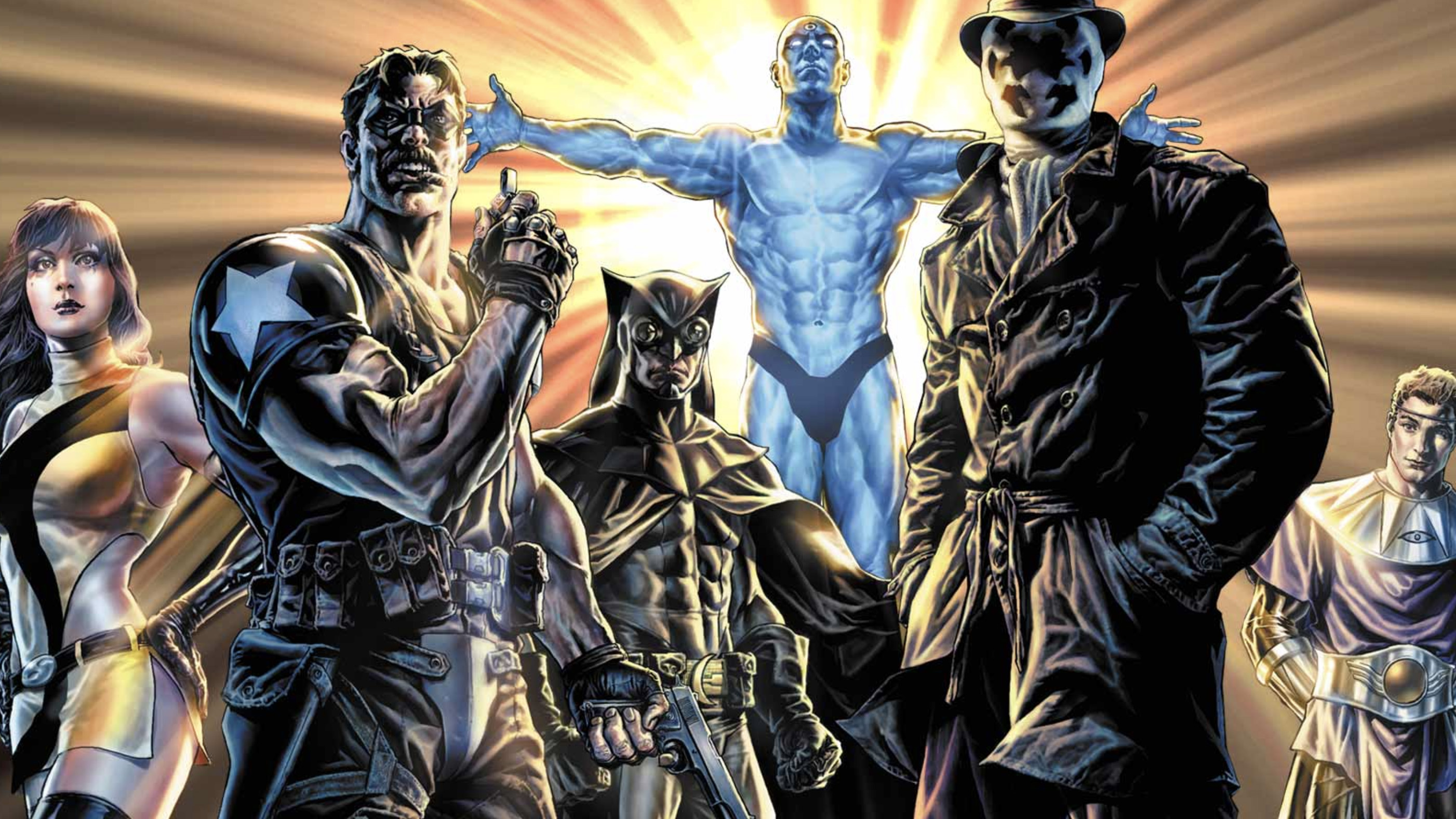 Watchmen HBO beginners guide: what to know before you watch