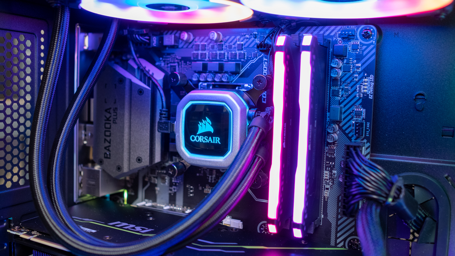 Corsair Vengeance Gaming PC review