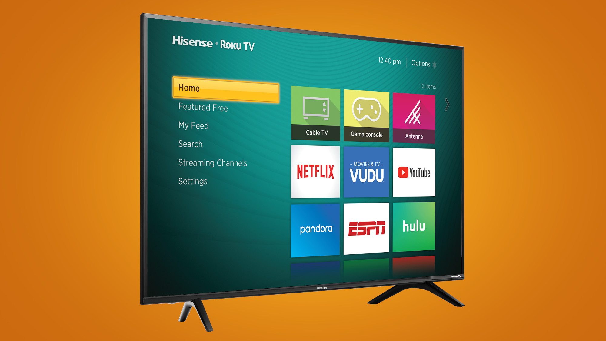Hisense 4K Roku-enabled TVs arrive in the UK in time for Black Friday