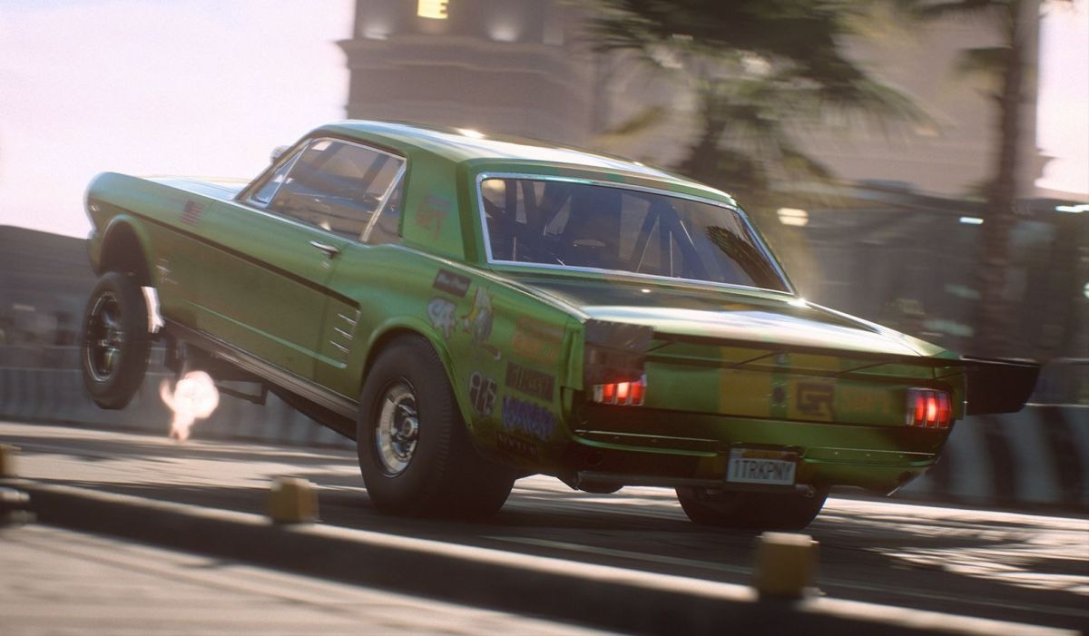 Nvidia reveals Need for Speed Payback system requirements and a new 4K trailer