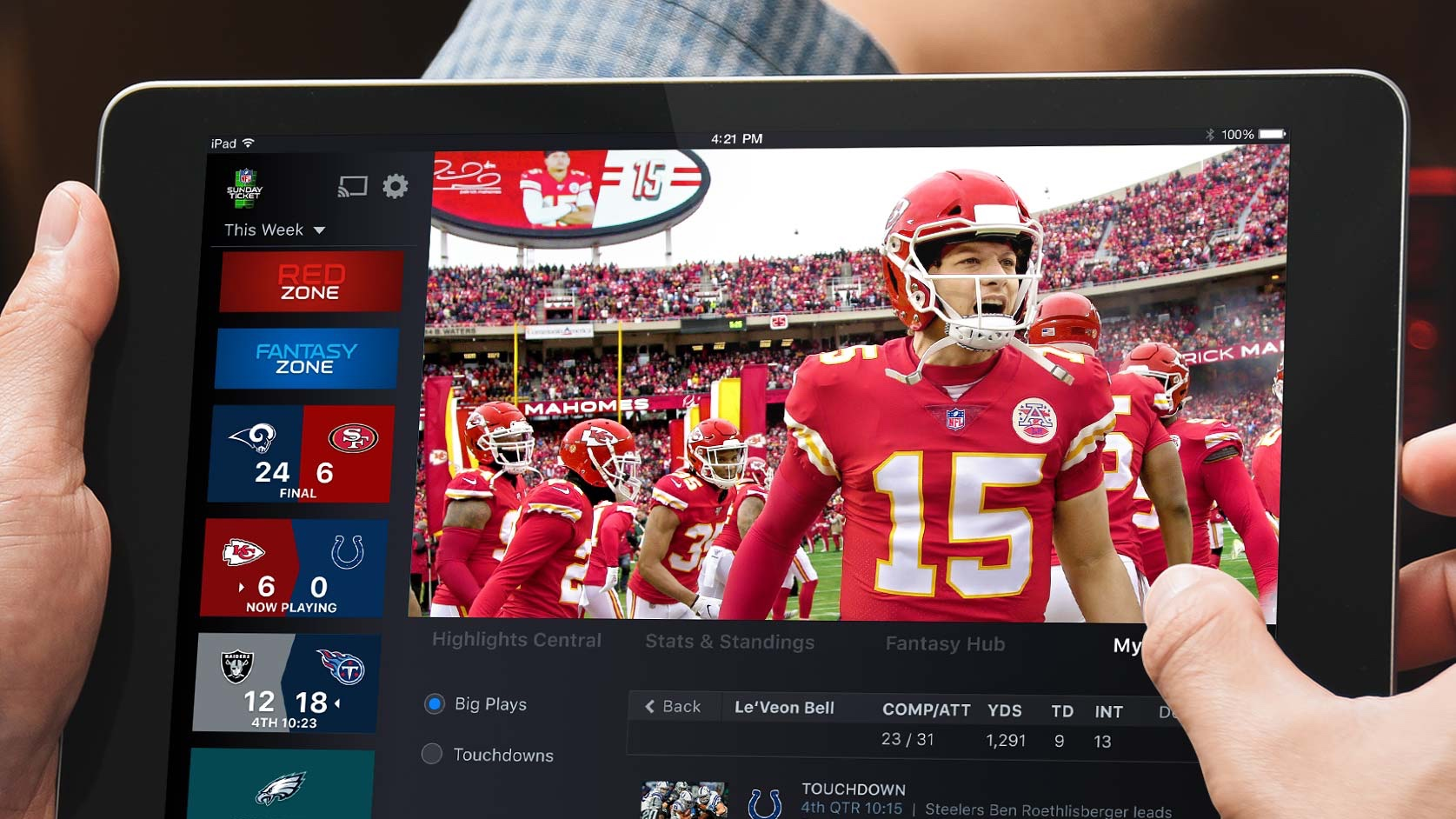 How To Get Nfl Sunday Ticket Without Directv Tom S Guide