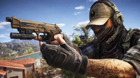 Ghost Recon Wildlands open beta begins next week