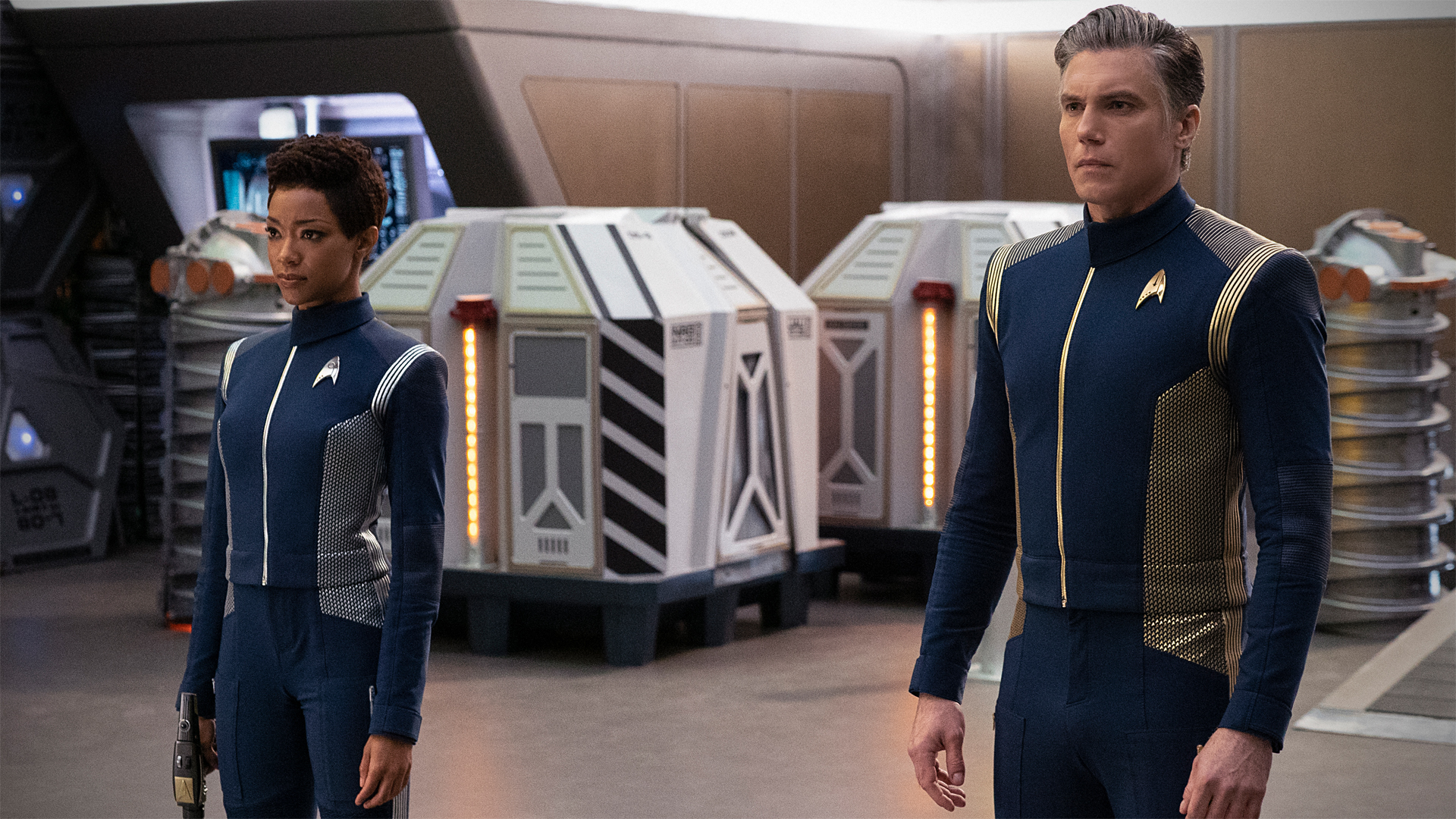 Star Trek: Strange New Worlds: release date, cast and what we know