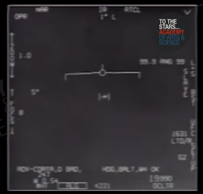 Navy Officers Say 'Unknown Individuals' Made Them Erase Evidence of 2004 UFO Encounter