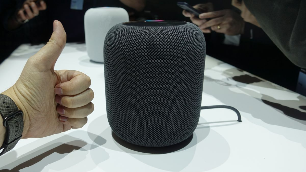 Here's another sign the Apple HomePod could launch soon