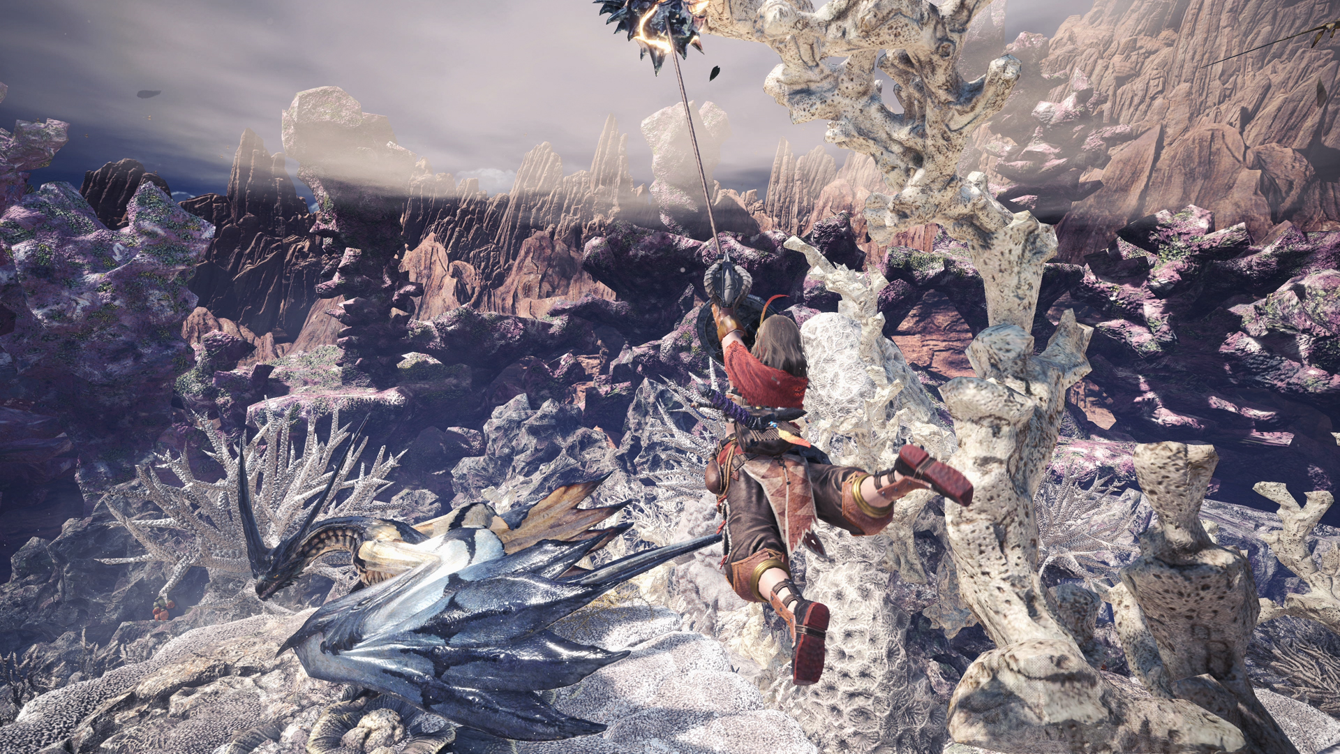Best co-op PC games: Monster Hunter: World