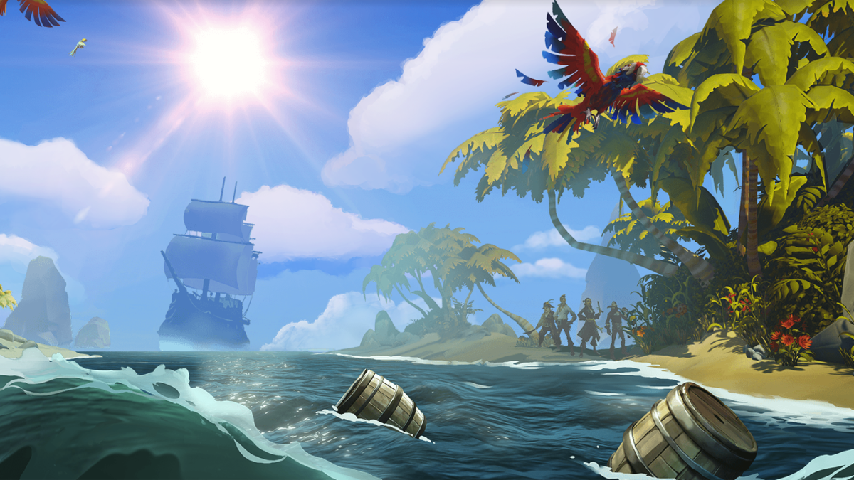 Sea of Thieves release date, news and features