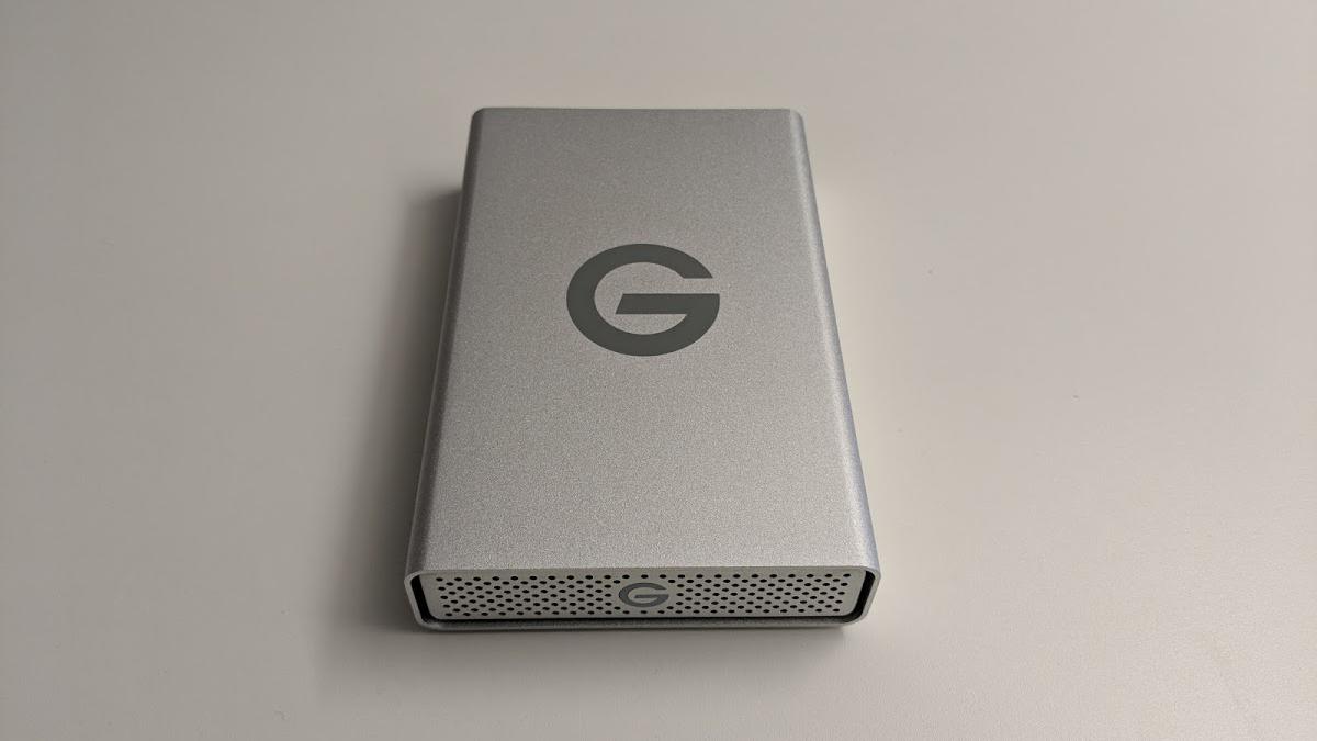 G-Technology G-Drive 4TB