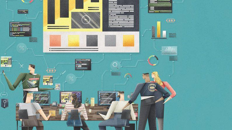 Design The Web - cover