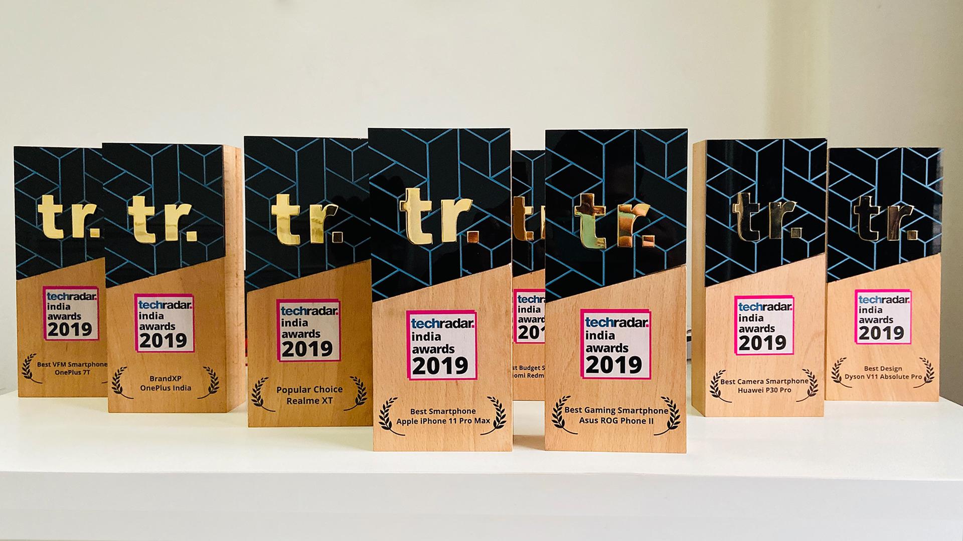 TechRadar India Awards 2019: The Winners