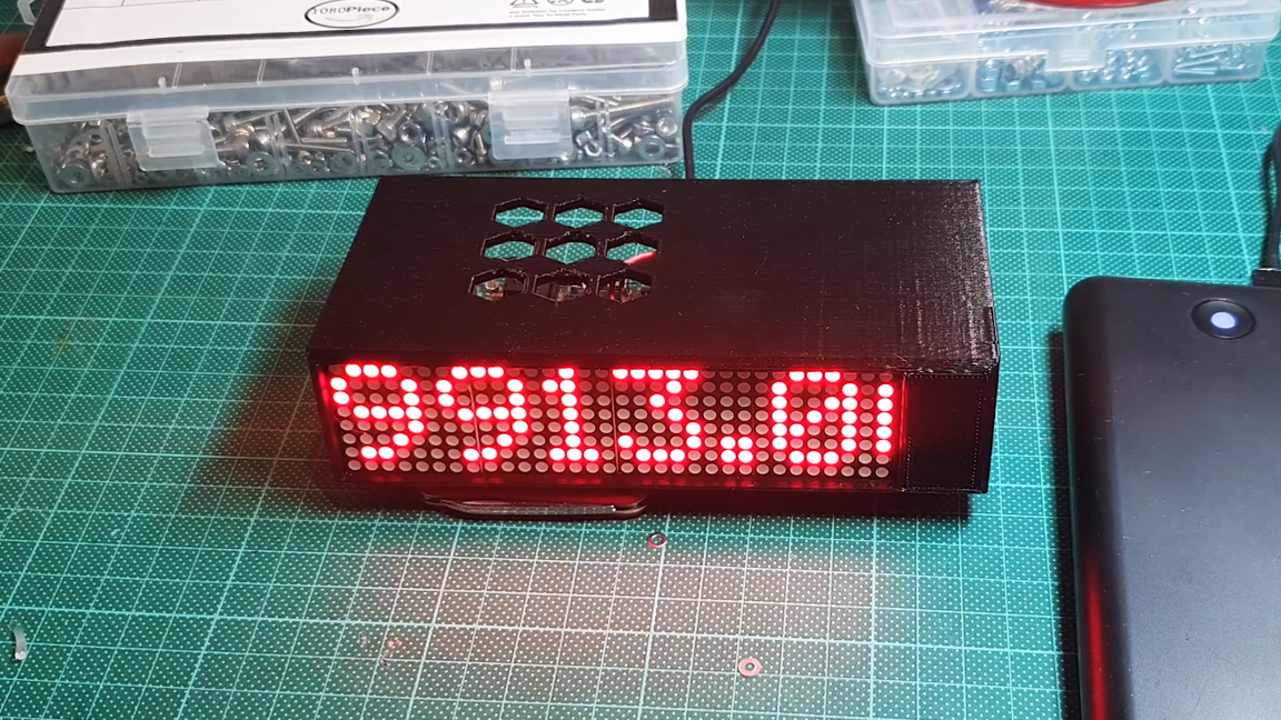 This Raspberry Pi Displays Bitcoin Prices in Real-Time