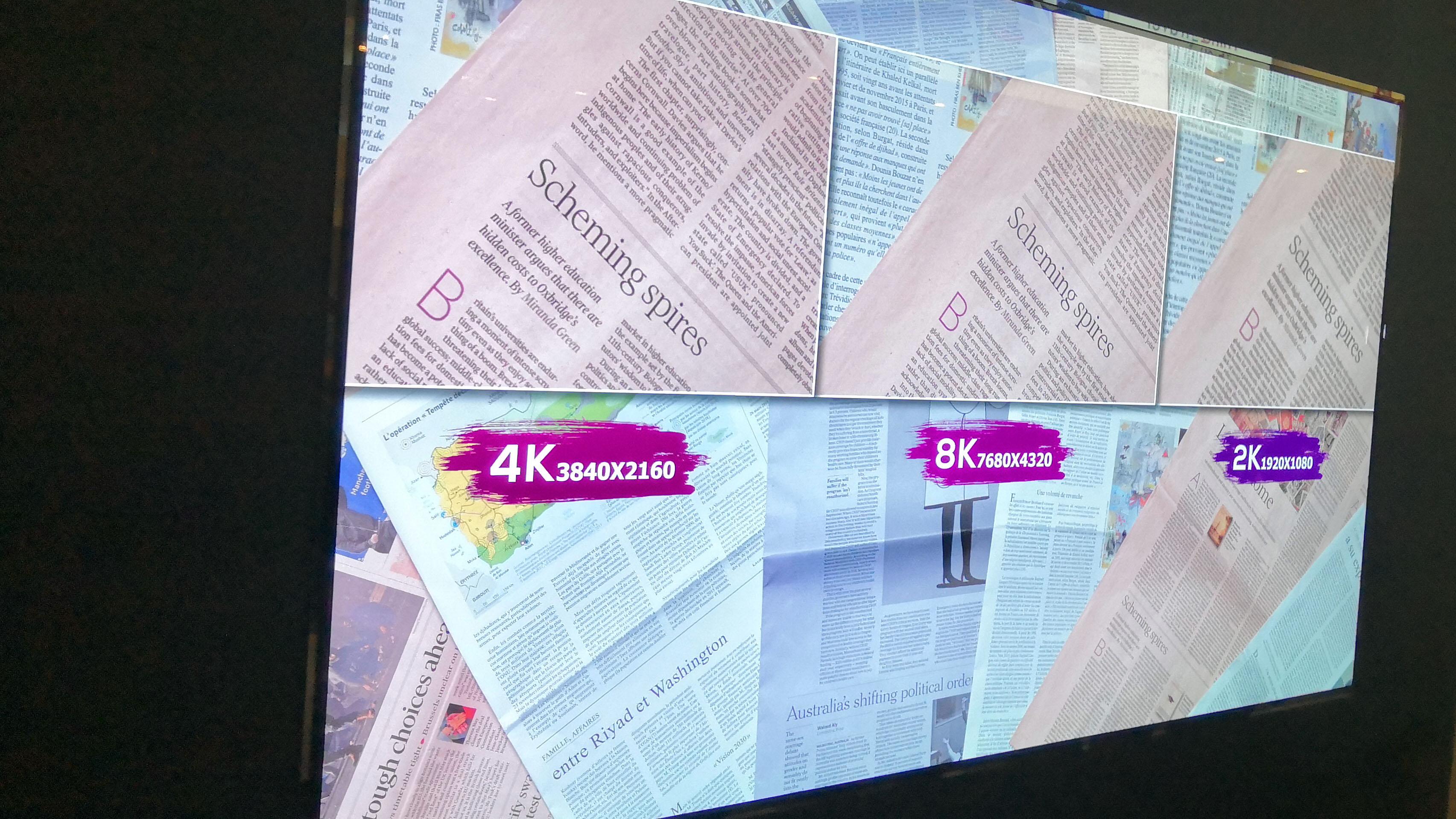 First look: LG 8K OLED TV - iBlogiBlog