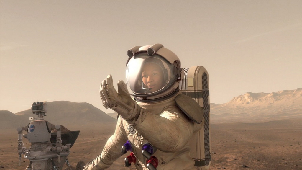 The 1st Human on Mars May Be a Woman, NASA Chief Says