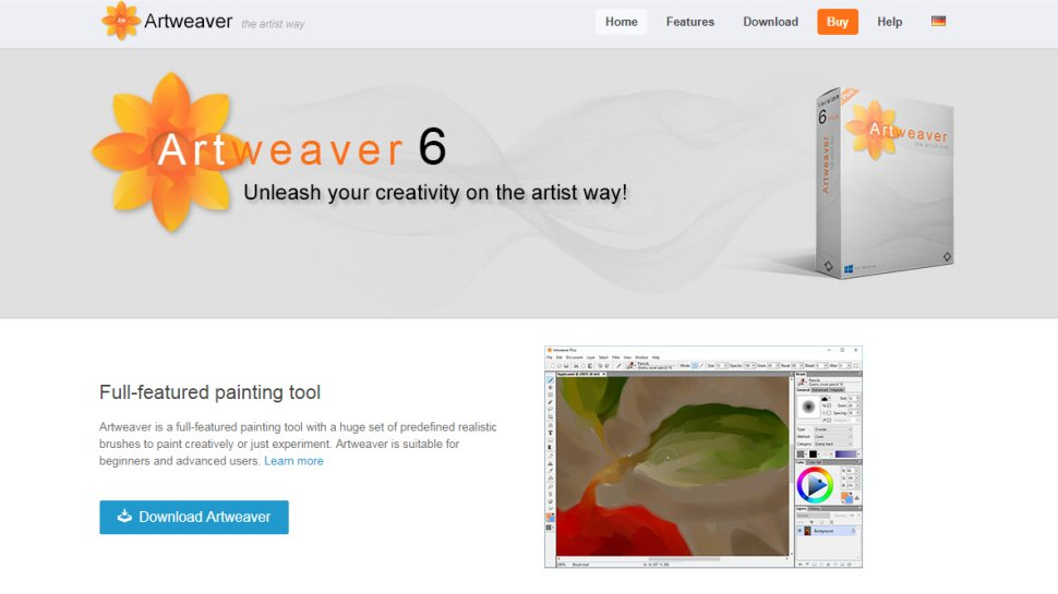 Artweaver 6 - A nifty drawing app with collaborative chops