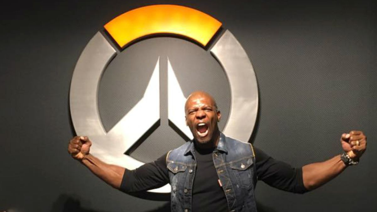 Terry Crews wants to voice Overwatch's Doomfist and Twitter has said YES, PLEASE GOD YES