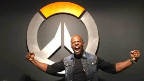 The Rock Says Terry Crews Should Voice Doomfist in Overwatch