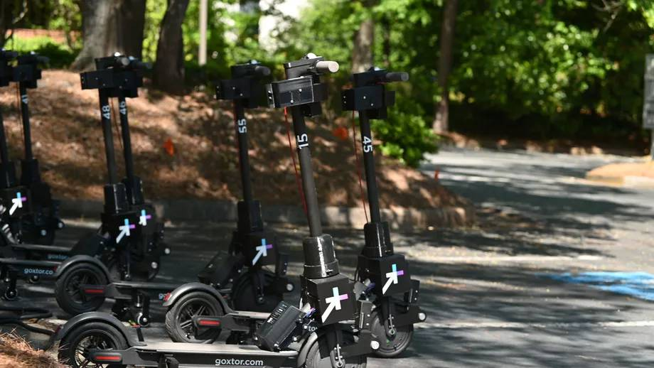 remote-controlled electric scooters US