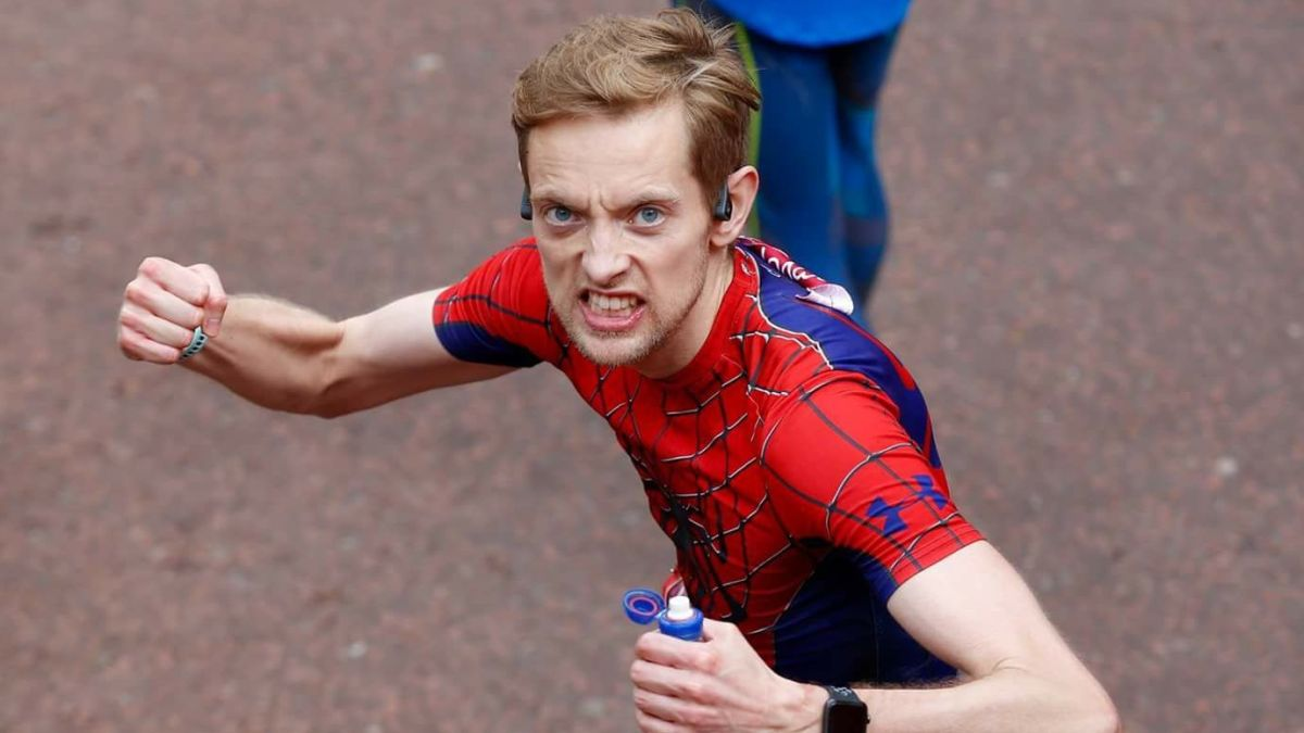 London Marathon done: a race of nightmares saved by a Garmin watch