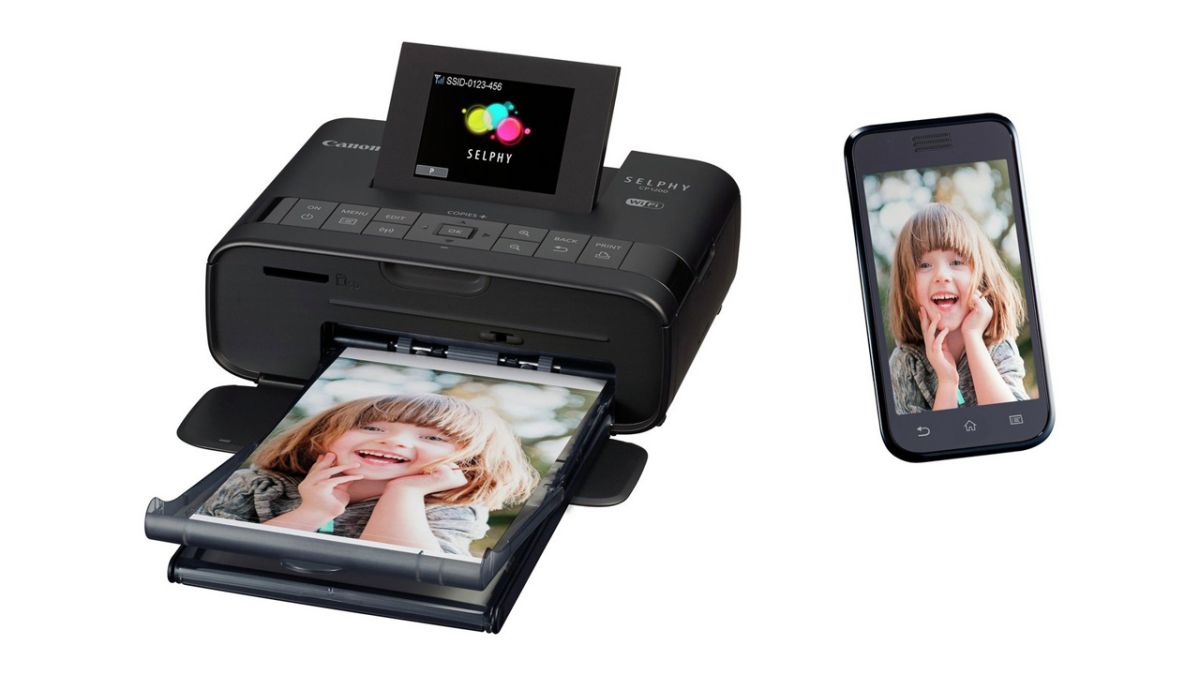 should i buy a canon selphy cp1200 photo printer techradar. Black Bedroom Furniture Sets. Home Design Ideas