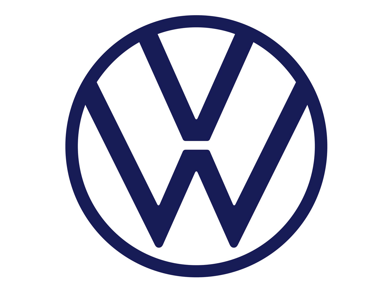 6 of the most magnificently minimal logos: Volkswagen