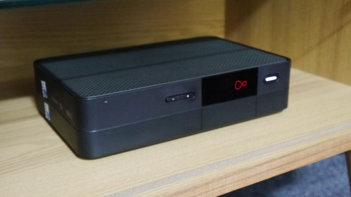 virgin tv v6 tivo box review techradar. Black Bedroom Furniture Sets. Home Design Ideas