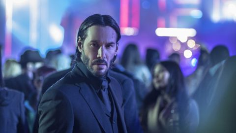 John Wick TV spin-off titled 'The Continental'