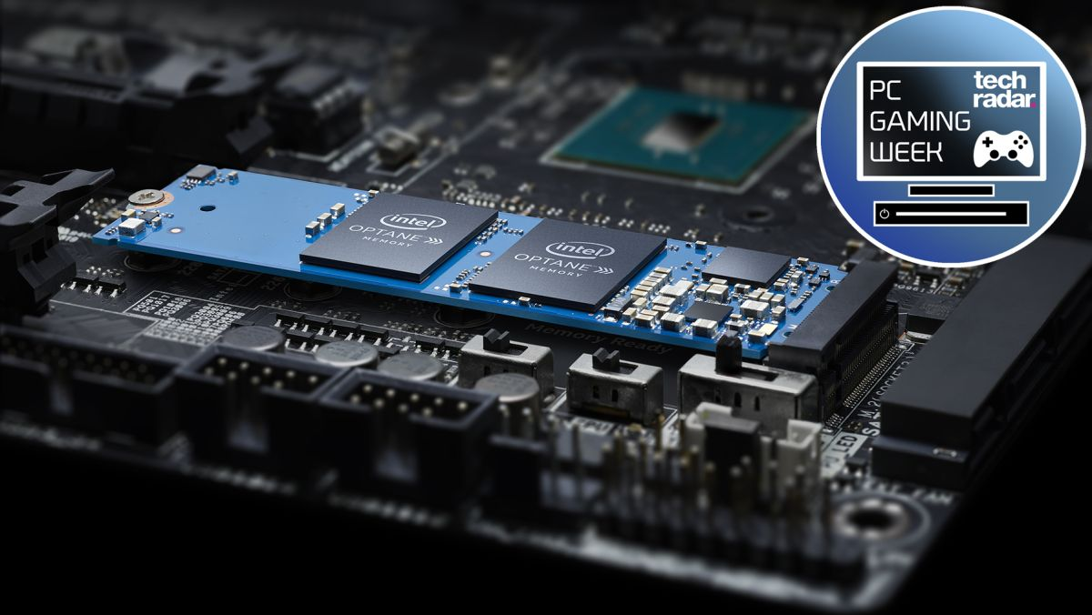 Intel Optane Memory loads PC games faster, but by how much?