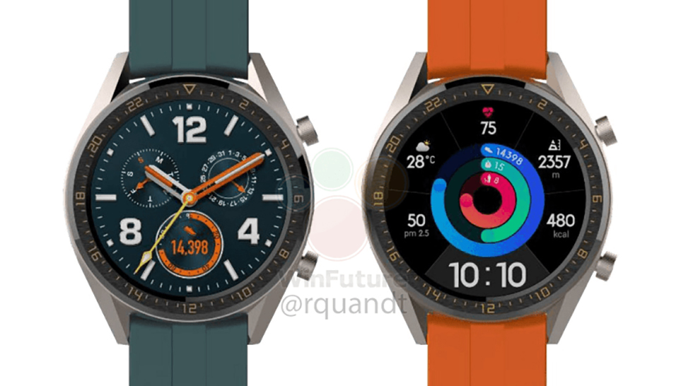Huawei is planning two more smartwatches without Wear OS on board