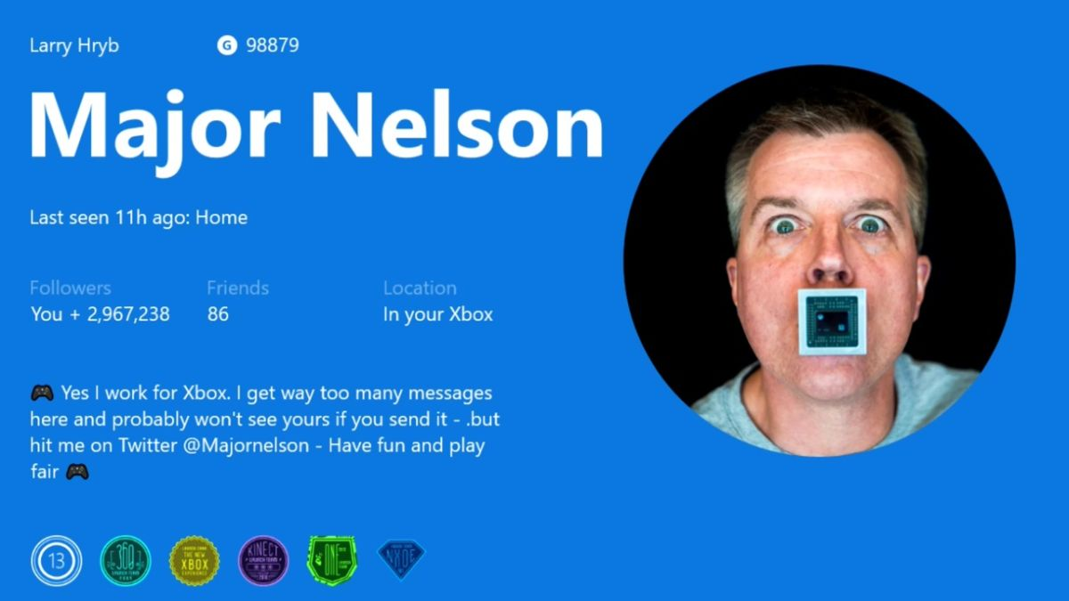 Xbox One fan feedback update adds custom icons, one-button ...
