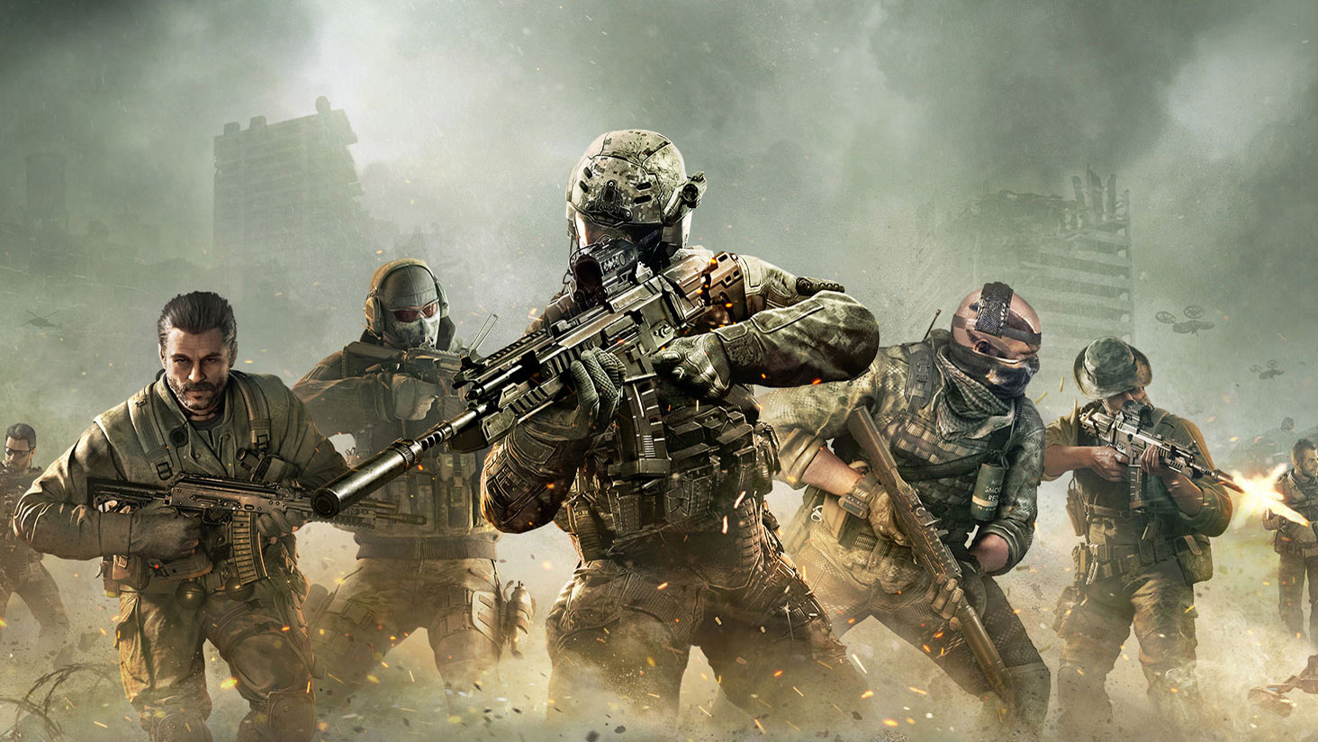 Call of Duty: Mobile was twice as popular as other mobile games in the final months of 2019