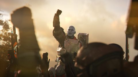 Bungie shows off Destiny 2's new hub,