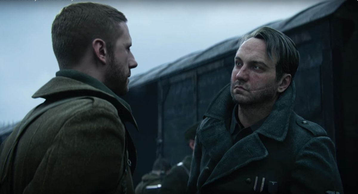 Call of Duty: WWII story trailer features explosions, drama, and the horrors of war