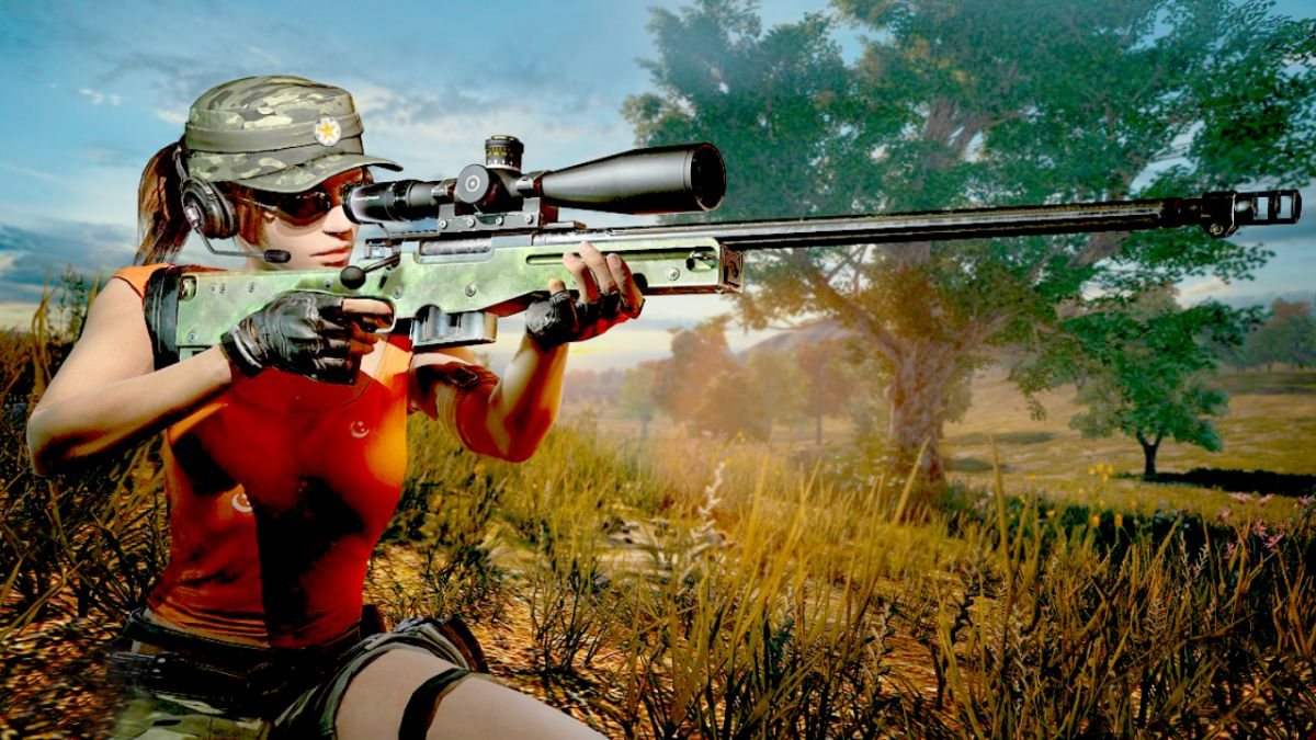 PlayerUnknown's Battlegrounds Gun Guide