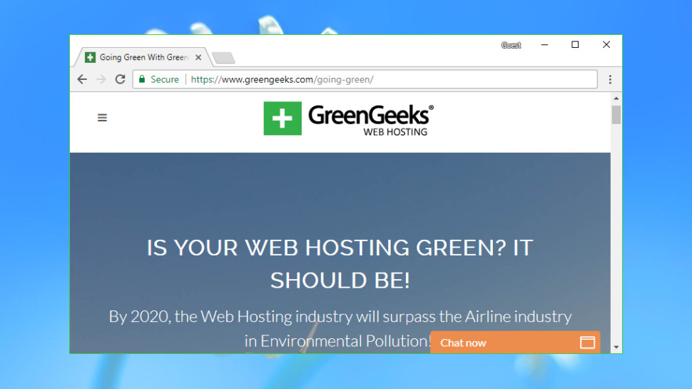 The best green web hosting of 2019