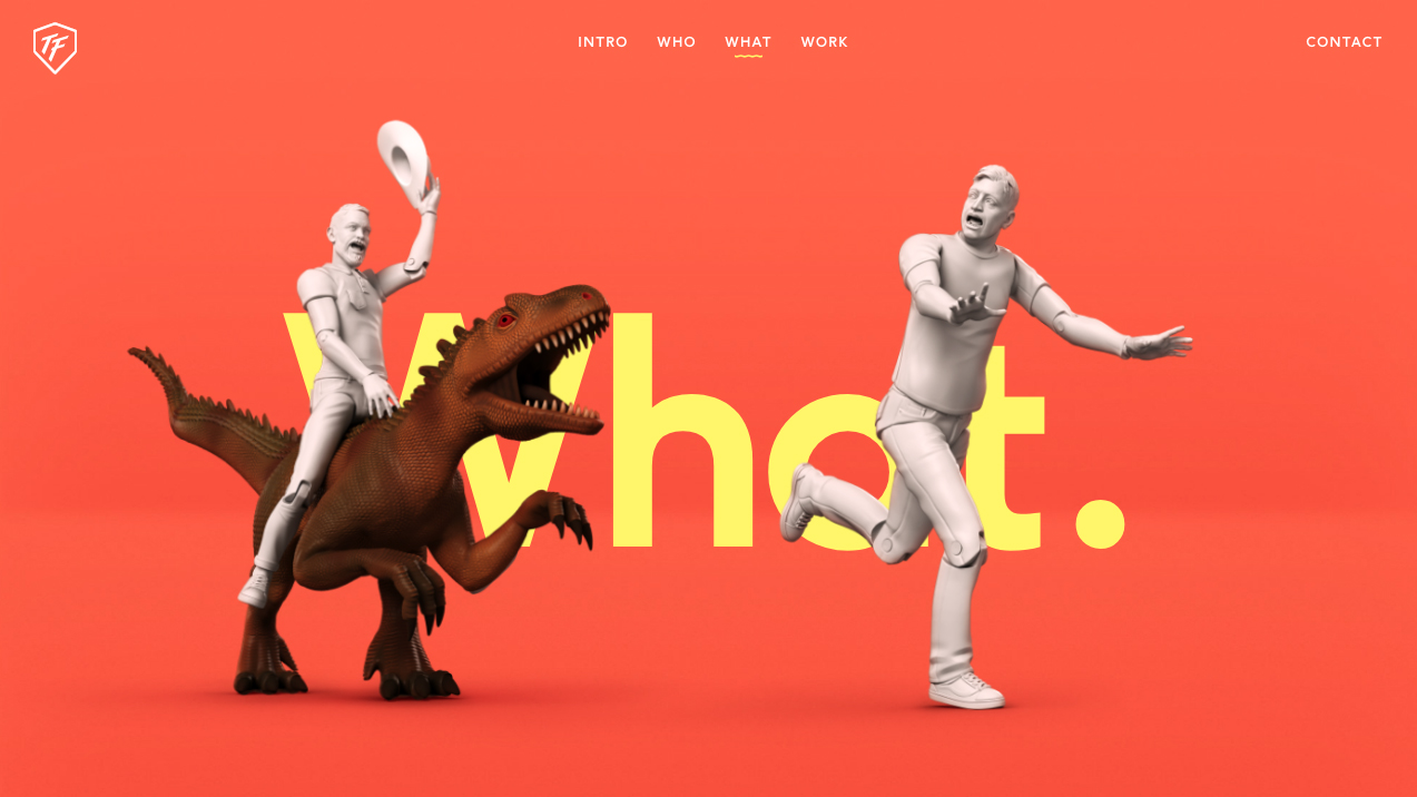 19 great parallax scrolling websites