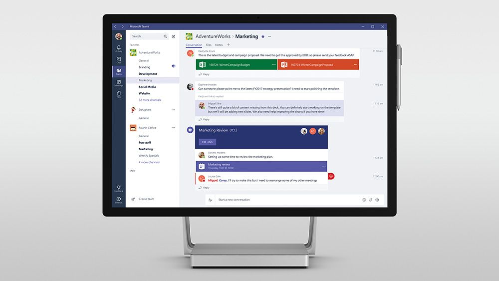 Microsoft Teams is About to Arrive on Office 365